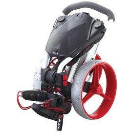 BIG MAX IQ+ Push Trolley, folded