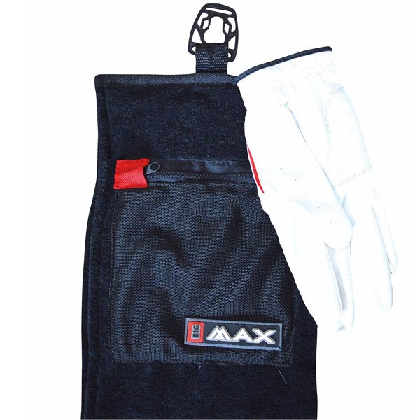 BIG MAX QL towel, glove holder